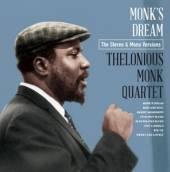 MONK THELONIOUS -QUARTET  - 2xCD MONK'S DREAM - THE MONO..