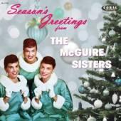 MCGUIRE SISTERS  - CD SEASON'S.. -BONUS TR-