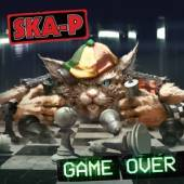 SKA-P  - CD GAME OVER