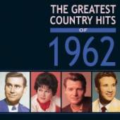 VARIOUS  - 4xCD GREATEST COUNTRY HITS1962
