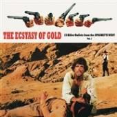 VARIOUS  - CD ECSTASY OF GOLD VOL. 1