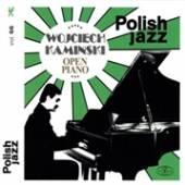 KAMINSKI WOJCIECH  - CD OPEN PIANO