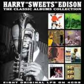 HARRY SWEETS EDISON  - 4xCD THE CLASSIC ALBUMS COLLECTION (4CD)