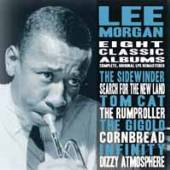 LEE MORGAN  - 4xCD EIGHT CLASSIC ALBUMS (4CD)