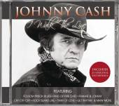 JOHNNY CASH  - CD I WALK THE LINE