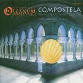 ENSEMBLE ORGANUM  - CD AD VESPERAS SANCTI IACOBI