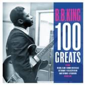 KING B.B.  - 4xCD 100 GREATS