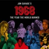 VARIOUS  - CD+DVD JON SAVAGE'S 1968 (2CD)