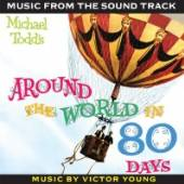 SOUNDTRACK  - CD AROUND THE WORLD IN 80..