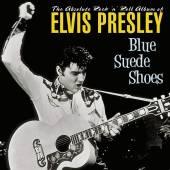 ELVIS PRESLEY (1935-1977)  - 2xVINYL BLUE SUEDE S..