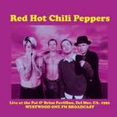 RED HOT CHILI PEPPERS  - VINYL LIVE AT THE PA..