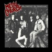 METAL CHURCH  - CD BLESSING IN DISGUISE
