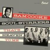 COOKE SAM & SOUL STIRRER  - CD THAT'S HEAVEN TO ME