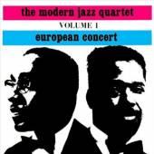 MODERN JAZZ QUARTET  - CD EUROPEAN CONCERT VOL.1