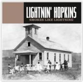 HOPKINS LIGHTNIN'  - CD SMOKES LIKE LIGHTNING