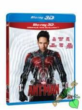 FILM  - BRD Ant-Man Blu-ray 3D + 2D [BLURAY]
