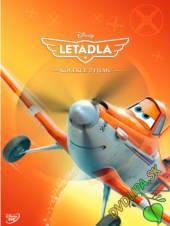 FILM  - DVD Letadla kolekce ..