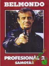 Profesionál 2: Samotár (Le Solitaire) DVD - supershop.sk