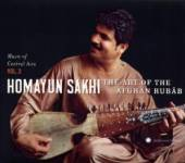 SAKHI HOMAYUN  - 2xCD ART OF THE AFGHAN RUBAB