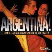 VARIOUS  - 2xCD ARGENTINA! TANGO LEGENDS