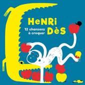 HENRI DES  - CD 12 CHANSONS A CROQUER