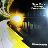 NEW YORK SKA JAZZ ENSEMBL  - VINYL MINOR MOODS [VINYL]