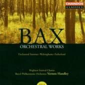 BAX A  - CD ORCHESTRAL WORKS-VOL.8. ENCHAN