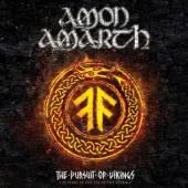 AMON AMARTH  - 2xBRD PURSUIT OF.. -BR+CD- [BLURAY]