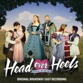 MUSICAL  - CD HEAD OVER HEELS-BONUS TR-