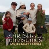 KELLY ANGELO & FAMILY  - CD IRISH CHRISTMAS