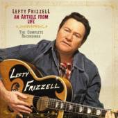 FRIZZELL LEFTY  - 20xCD AN ARTICLE FRO..