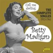 MADIGAN BETTY  - 2xCD COMPLETE SINGLES..