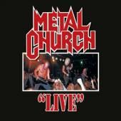METAL CHURCH  - VINYL LIVE -COLOURED/GATEFOLD- [VINYL]