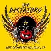 DICTATORS  - VINYL LIVE ROCHESTER..