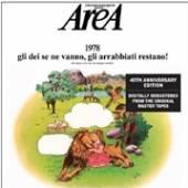 AREA  - VINYL 1978 GLI DEI.. -REMAST- [VINYL]