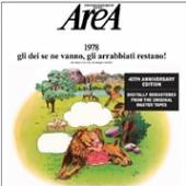 AREA  - CD 1978 GLI DEI.. -REMAST-