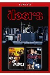 DOORS  - 2xDVD FEAST OF FRIENDS + LIVE..