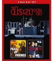 DOORS  - 2xBRD FEAST OF FRIENDS + LIVE.. [BLURAY]