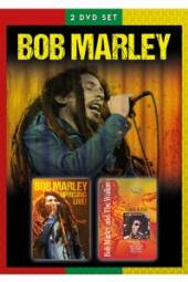 MARLEY BOB  - 2xDVD CATCH A FIRE +.. -LIVE-