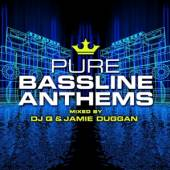 VARIOUS  - 3xCD PURE BASSLINE ANTHEMS