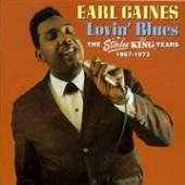GAINES EARL  - CD LOVIN' BLUES