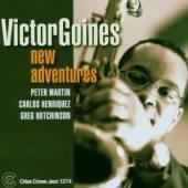 GOINES VICTOR -QUARTET-  - CD NEW ADVENTURES