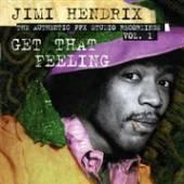 HENDRIX JIMI  - CD GET THAT FEELING