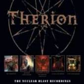 THERION  - CD THE NUCLEAR BLAST RECORDINGS