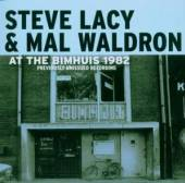 LACY STEVE/MAL WALDRON  - CD LIVE AT THE BIMHUIS 1982