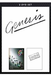 GENESIS  - 2xDVD SUM OF THE PARTS.. -LIVE-