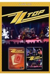 ZZ TOP  - 2xDVD LIVE IN GERMANY + LIVE..