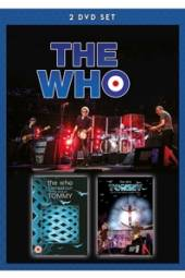 WHO  - 2xDVD SENSATION/ THE STORY OF..