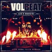 VOLBEAT  - 3LP LET'S BOOGIE LIVE FROM TELIA PARKEN