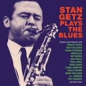 GETZ STAN  - CD PLAYS THE BLUES